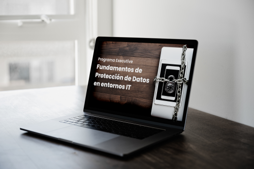 Programa Executive en Fundamentos de Protección de Datos en entornos IT