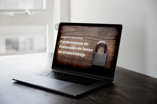 Programa Executivo en fundamentos de Protección de datos en el teletrabajo